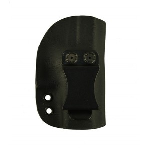 Reaction Lite for a Glock 42, r/h, Kydex, Black, Straight Drop, Clip