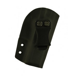 """Reaction Lite for a Walther PPQ 9,40 4"""", r/h, Kydex, Black, Canted, Clip"""