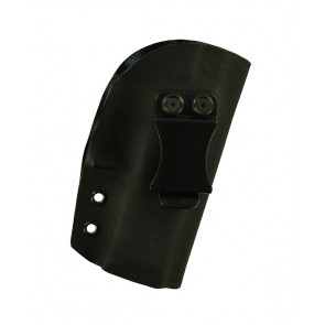 "Reaction Lite for a H&K VP9 4.09"", r/h, Kydex, Black, Canted, Clip"