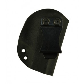 Reaction Lite for a Ruger LC9, r/h, Kydex, Black, Canted, Clip