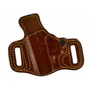 Slide Guard for a Glock 42, l/h, Cowhide, Tan, Unlined