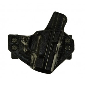 "Stingray for a Springfield XD 3"", r/h, Cowhide, Black, Unlined"