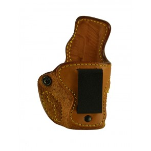 "Public Secret for a Kimber EVO SP 3.16"", r/h, Cowhide, Natural, Clip"