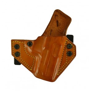 "Stingray for a H&K Compact 3.58"", r/h, Cowhide, Natural, Unlined"