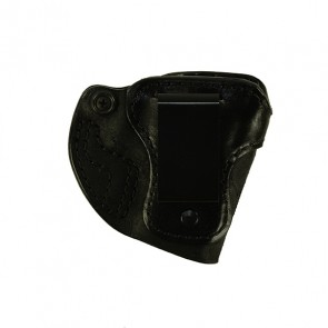 Bare Necessity for a Glock 43, r/h, Cowhide, Black, Clip
