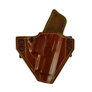 """Stingray for a Walther PPQ Q4 TAC 9mm 4.6"""", r/h, Cowhide, Tan, Lined"""