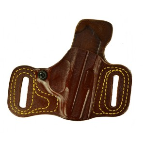 Slide Guard for a Ruger LCP r/h tan cowhide unlined