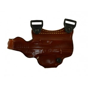 "Under Taker (Holster Side Only) for a S&W M&P 4.25"", r/h, Cowhide, Tan, Unlined"