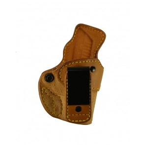 "Closing Argument for a Ruger LCP380 2.75"", r/h, Cowhide, Natural, Tuckable"