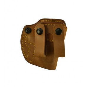 Bare Necessity for a Kahr PM45, r/h, Horsehide, Natural, Straps