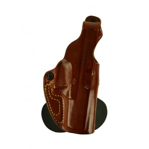 Spanky for a Glock 20,21, r/h, Cowhide, Tan, Unlined