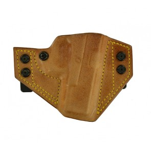 Tomahawk for a Glock 19,23,32, r/h, Horsehide, Natural, Unlined