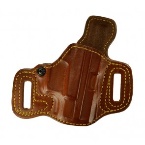 Slide Guard Springfield XD3 r/h tan cowhide lined