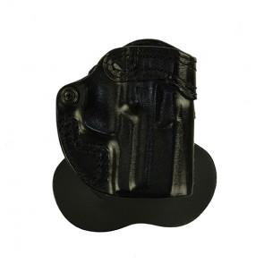 "Speedy Spanky for a H&K 2000 SK 3.26"", r/h, Horsehide, Black"