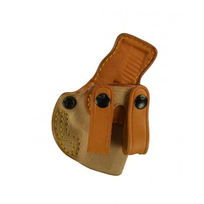 "Down Under for a Kahr MK 3"", PM 3"", CM 3"", r/h, Cowhide, Natural, Straps"