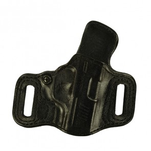 Slide Guard for a Sig 365, r/h, Cowhide, Black, Lined