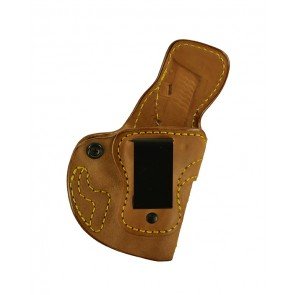 """Down Under for a S&W M&P Shield 3.1"""", r/h, Horsehide, Natural, Clip"""