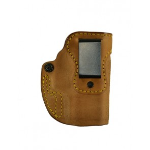 Hideaway for a Glock 19,23,32, r/h, Horsehide, Natural, Clip