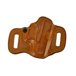 Topless for a Glock 26,27,33, r/h, Cowhide, Natural, Lined