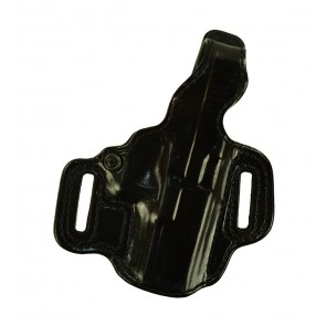 Sky High for a Glock 17,22,31, r/h, Cowhide, Black, Lined