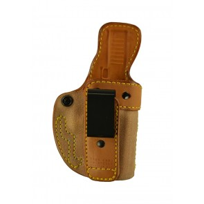 Alter Ego for a Glock 19,23,32, r/h, Cowhide, Natural, Tuckable