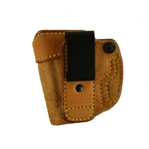 Split Level for a Sig 224, l/h, Cowhide, Natural, Tuckable