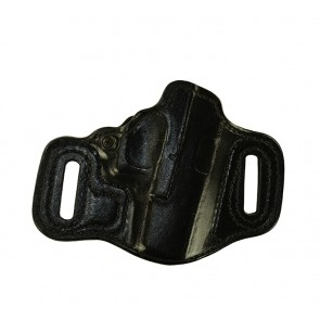 Topless for a Glock 19,23,32, r/h, Cowhide, Black, Lined