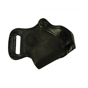 "Bottom Line for a S&W M&P Shield 3.1"", r/h, Cowhide, Black"