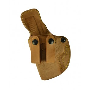 Down Under for a Glock 19,23,32, l/h, Horsehide, Natural, Straps