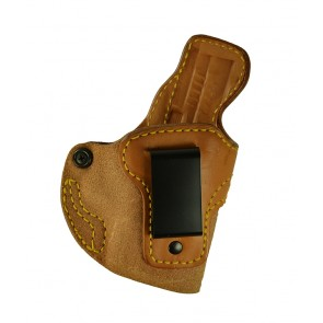 """Down Under for a Springfield XD 3"""", r/h, Cowhide, Natural, Clip"""