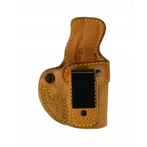 Alter Ego for a Glock 43, r/h, Cowhide, Natural, Tuckable