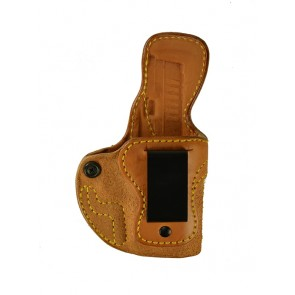 "Public Secret for a Springfield XDS 3.3"", r/h, Cowhide, Natural, Clip"
