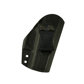 Reaction Lite for a Glock 26,27,33, r/h, Kydex, Black, Canted, Clip