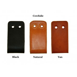 Cowhide Straps for Kydex