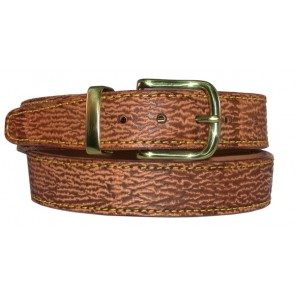 Rock Steady Belt Embossed Shark
