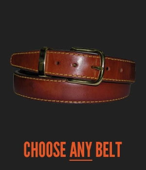 choose any belt