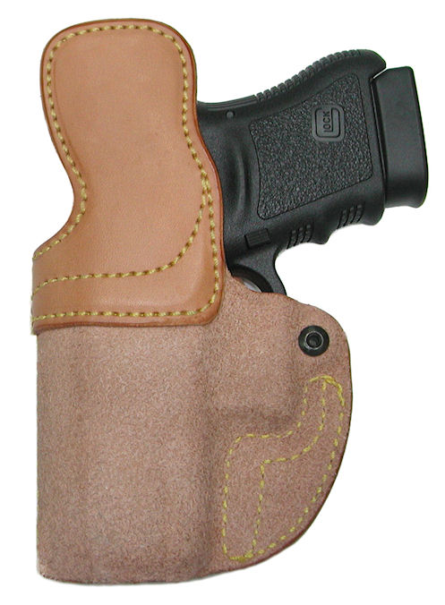 public secret gun holster rear